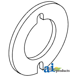 UJD00267 Spindle Thrust Washer Replaces R49838 102080